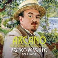 Arcano - Songs By Francesco Paolo Tosti