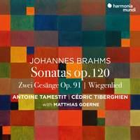 Brahms: Viola Sonatas & Zwei Gesange Op. 91