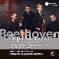 Beethoven: Triple Concerto & Piano Trio Op. 36 (Symphony No. 2)