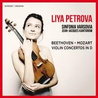 Mozart & Beethoven: Violin Concertos in D