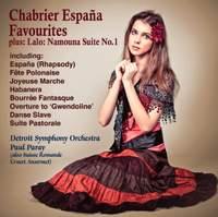 España! Chabrier Favourites & Lalo: Namouna Suite No.1