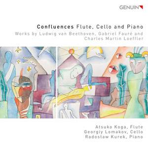 Confluences: Flute, Cello and Piano Product Image