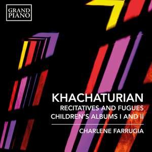 Khachaturian: Recitatives and Fugues