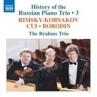 History of the Russian Piano Trio Vol. 3