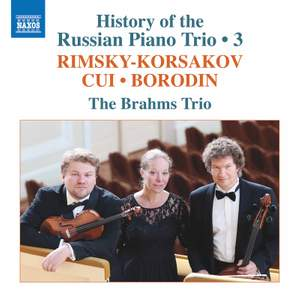 History of the Russian Piano Trio Vol. 3