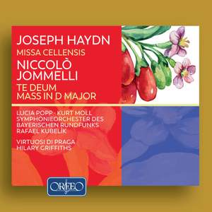 Haydn: Missa Cellensis & Jommelli: Te Deum and Mass in D major