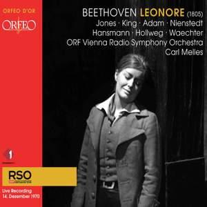 Beethoven: Leonore (1805)