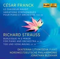 Franck/Strauss: Piano Works