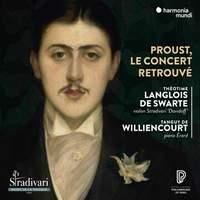 Proust, Le Concert Retrouvé