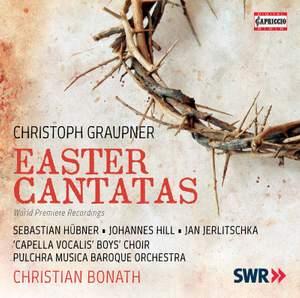 Graupner: Easter Cantatas