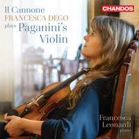 Il Cannone - Francesca Dego plays Paganini's violin