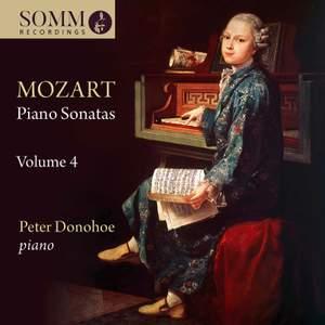 Mozart: Piano Sonatas Vol. 4