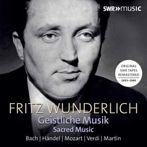 Fritz Wunderlich: Sacred Music Product Image