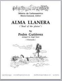 Pedro Gutierrez: Alma Llanera