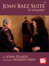 John Duarte_Sharon Isbin: Joan Baez Suite for Solo Guitar op. 144