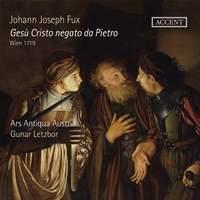 Gesu Cristo Negato de Pietro - Oratorio 1719