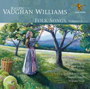 Ralph Vaughan Williams: Folk Songs Volume 2