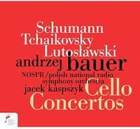 Schumann, Tchaikovsky, Lutoslawski: Cello Concertos
