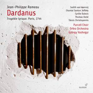 Rameau: Dardanus - Tragedie Lyrique. Paris, 1744 Product Image