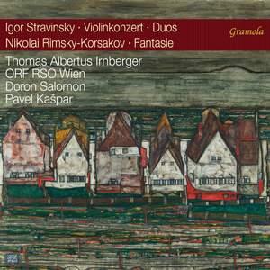 Violinkonzert/duos/fantasie