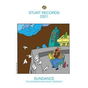 Stunt Records Compilation 2021, Vol. 29 Product Image