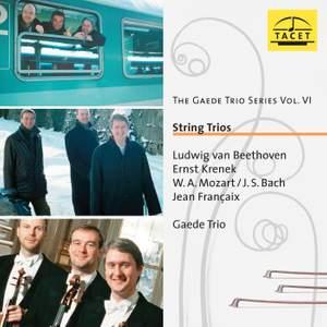 The Gaede Trio Series, Vol. 4
