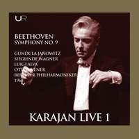 Karajan Conducts Beethoven: Symphony No. 9