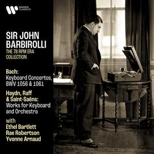 Bach: Keyboard Concertos, BWV 1056 & 1061 - Haydn, Raff & Saint-Saëns: Works for Keyboard and Orchestra Product Image