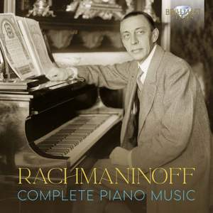 Rachmaninoff: Complete Piano Music