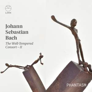 JS Bach: The Well-Tempered Consort II