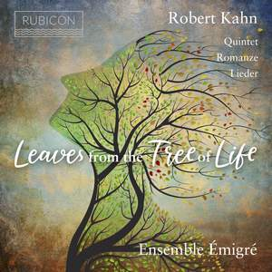 Robert Kahn: Leaves From the Tree of Life Product Image