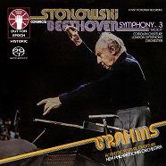 Beethoven: Symphony No. 3 'Eroica', Coriolan Overture & Brahms: Academic Festival Orchestra