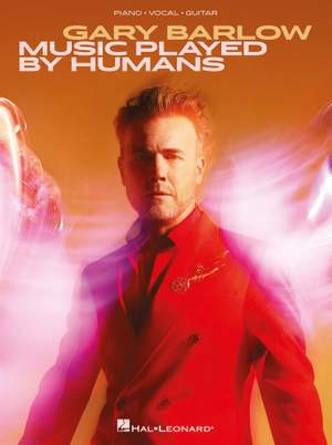 Gary Barlow: Music Played By Humans Product Image