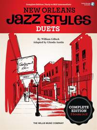 William Gillock: New Orleans Jazz Styles Duets - Complete Edition