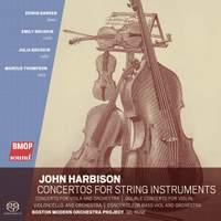 Harbison: Concertos For String Instruments
