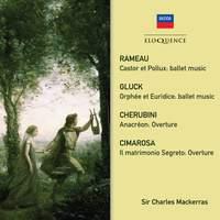 Gluck, Rameau: Orchestral Suites