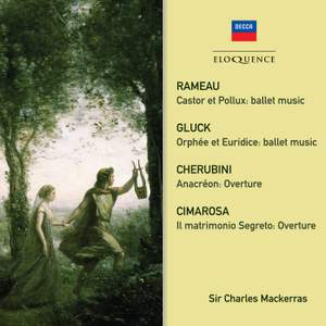 Gluck, Rameau: Orchestral Suites