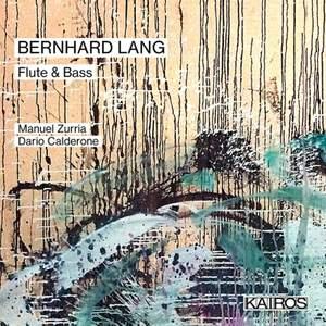 Bernard Lang: Flute & Bass Product Image