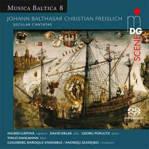 Balthasar Freislich: Secular Cantatas