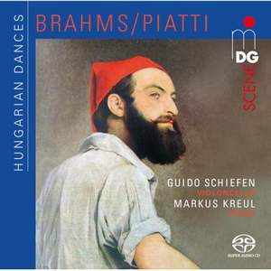 Brahms; Piatti: Hungarian Dances