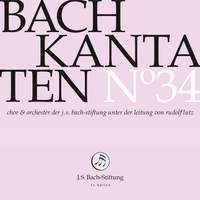 Bach Cantatas, Vol. 34