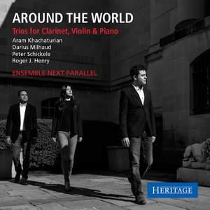 Around The World: Trios for Clarinet, Violin & Piano