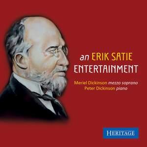 An Erik Satie Entertainment