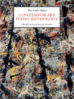 The Faber Music Contemporary Piano Anthology Product Image