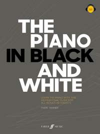 Mark Tanner: The Piano in Black and White