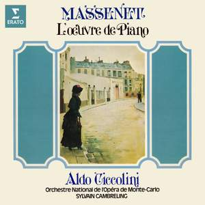 Massenet: L'œuvre de piano