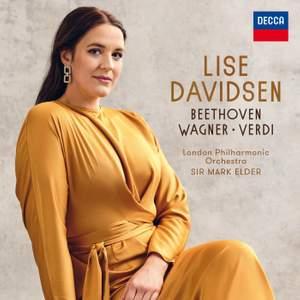 Lise Davidsen: Beethoven - Wagner - Verdi Product Image