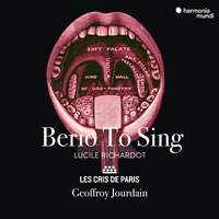 Berio To Sing