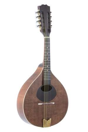 GEWA Flat mandolin Pro Arte Antique Antique