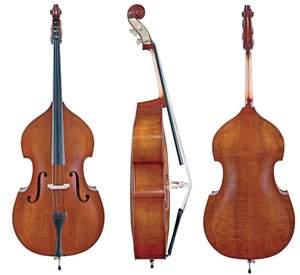 GEWA Double bass Basic Line - Laminated version 4/4